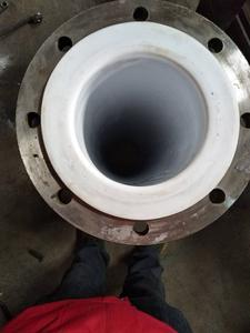 大口径金属软管内衬四氟