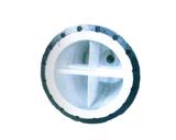 四氟分布器