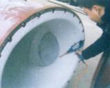 电火花检测(支口整体成型,不焊接)